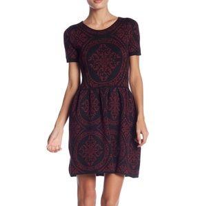 ■Romeo +Juliet Couture■ (M) Intarsia Dress